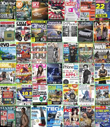 Download Assorted Magazines - July 16 2017 (True PDF) Torrent